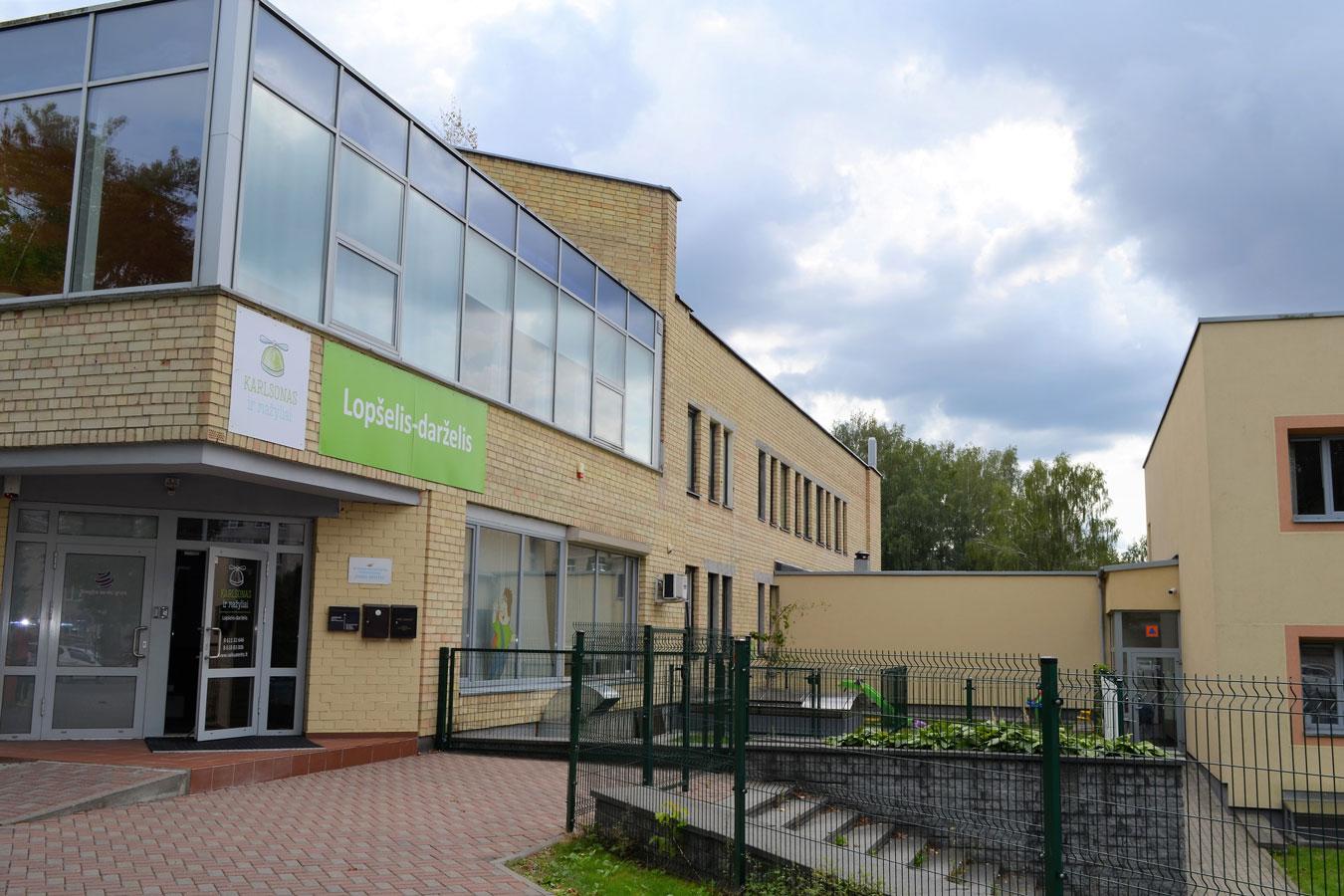 Parko darželis - vaikų darželis Antakalnyje Vilniuje