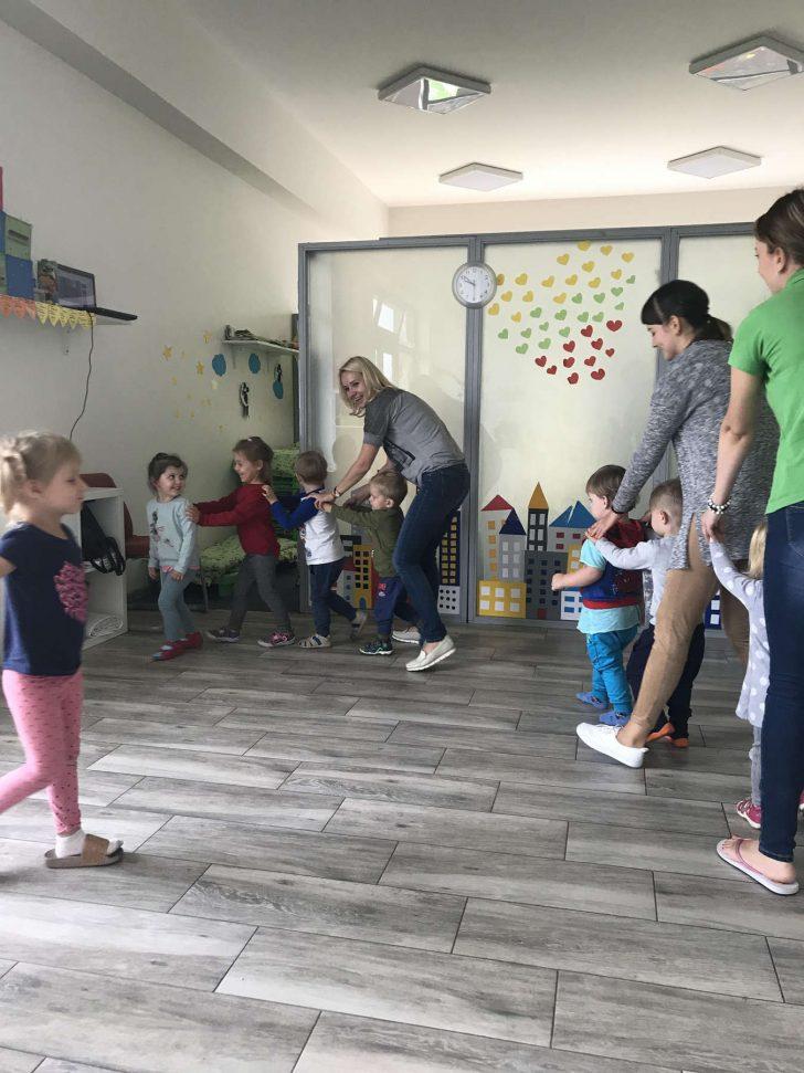 Karlsonas ir mažyliai - privatus lopšelis - darželis Vilniuje