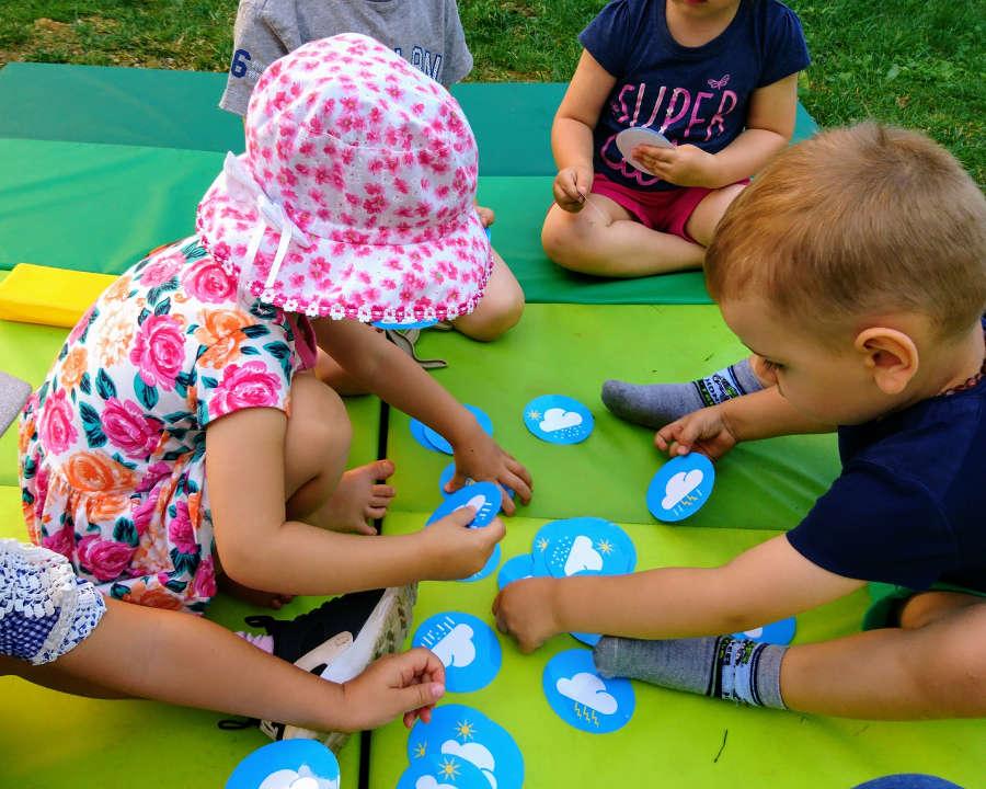 Vaikų ugdymas Darželyje Vilniuje