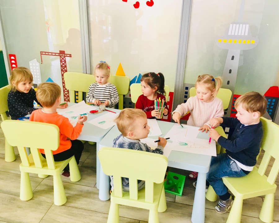 Naktinė vaikų priežiūra Vilniuje